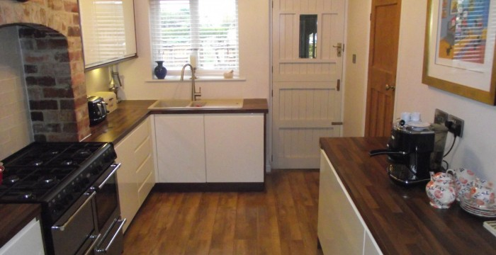 New kitchen doors can transform your kitchens appearance
