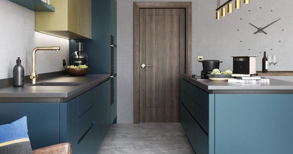 Stardust kitchen range or Wickes Eskar kitchen range_