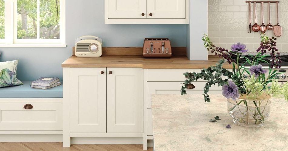3 Great Colours for Modern Kitchen Units Blog Banner