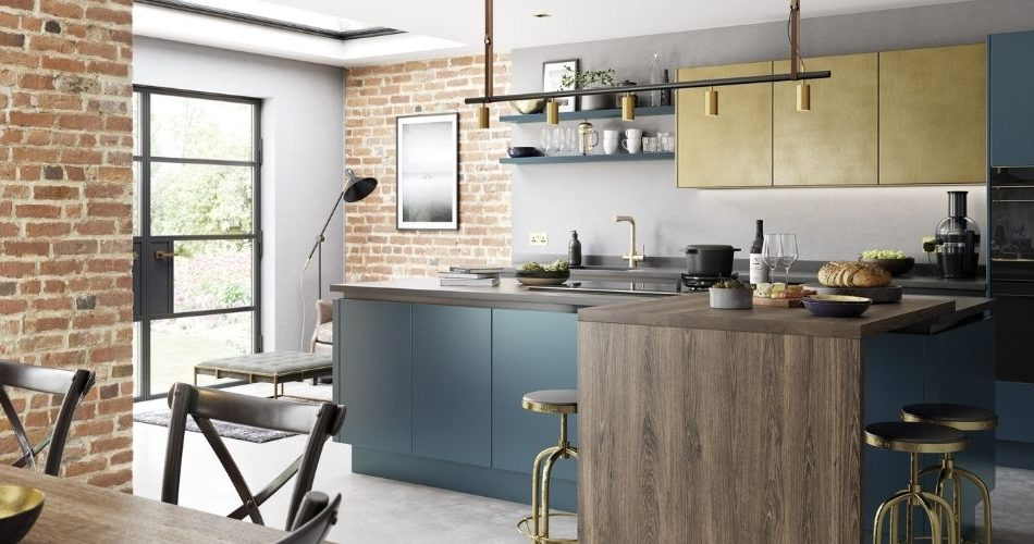 Using Replacement Kitchen Doors and More to Refresh your Kitchen for Less