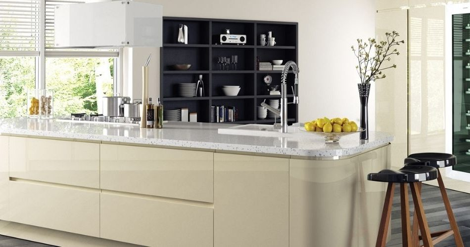 Your Guide To High Gloss Kitchen Doors