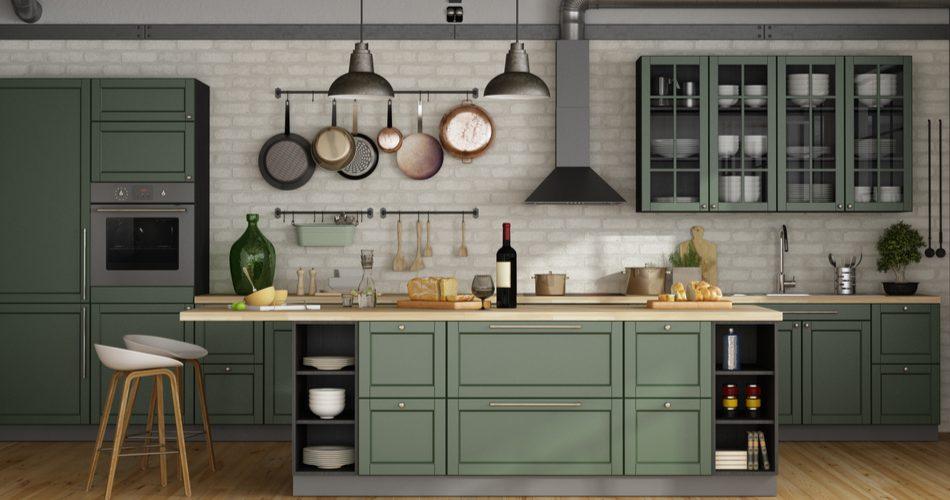 Five Reasons To Buy Replacement Kitchen Doors