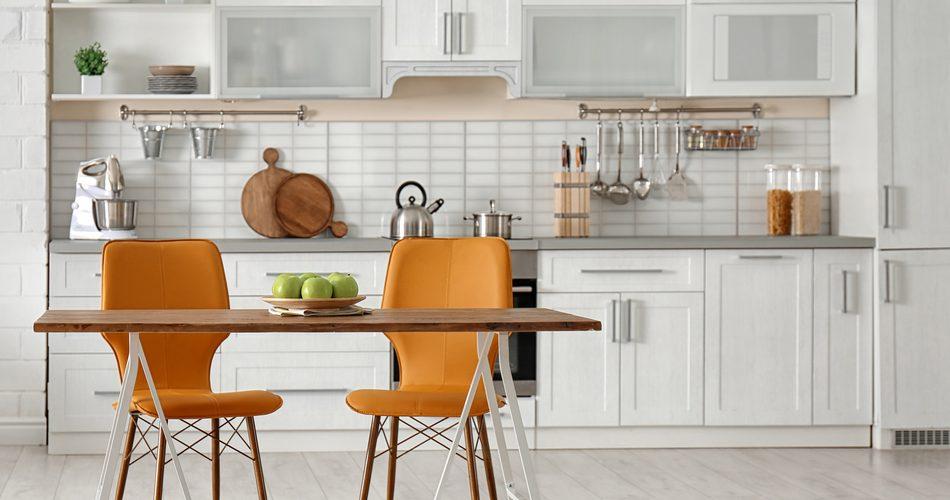 Four Striking Kitchen Units For Sale