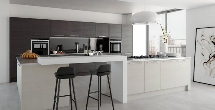 large kitchen decorating ideas