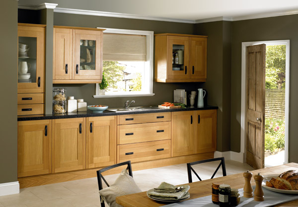 New England Kitchen Cabinets