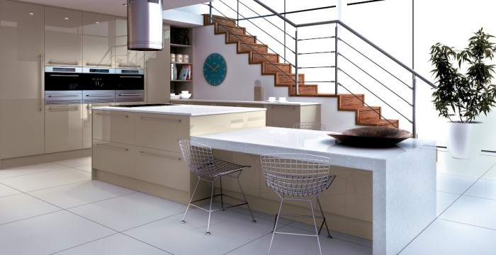 Kitchen Design Uk Luxury 5 ways to get that luxury kitchen feel - kitchen blog | kitchen