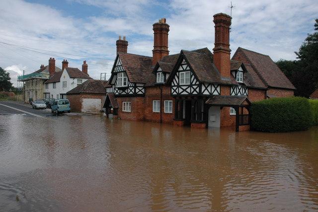 Kitchen Warehouse LTD flooding
