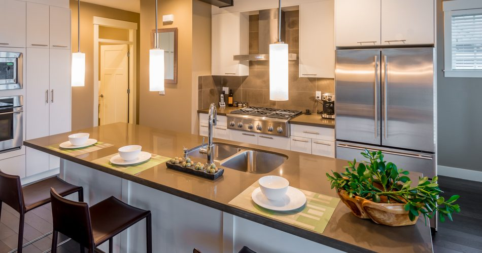 The Ultimate Guide To Clean Kitchen Units