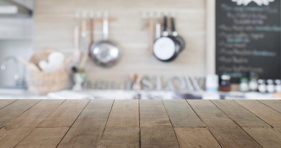 5 Efficient Free Standing Kitchen Ideas