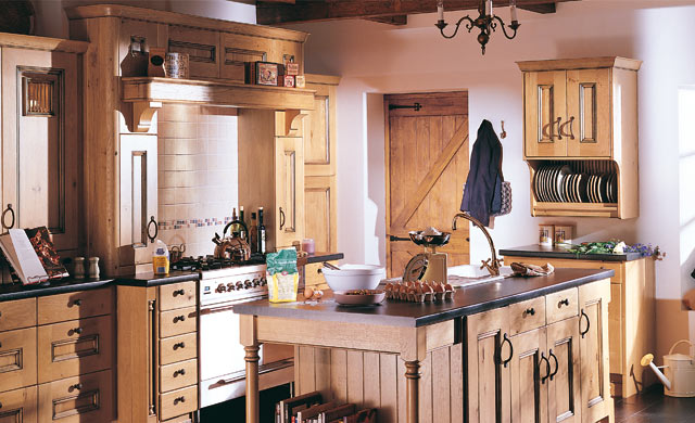 Freestanding kitchen ideas