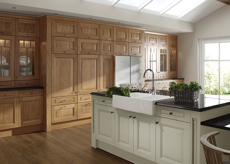 5 Beautiful Replacement Doors For Kitchen Units