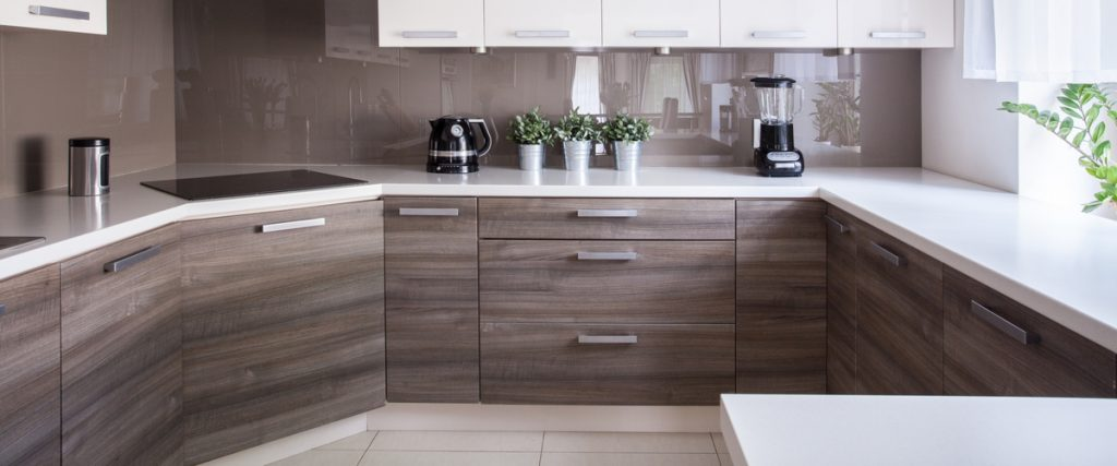 Using Wooden Cupboard Doors For A Traditional Design
