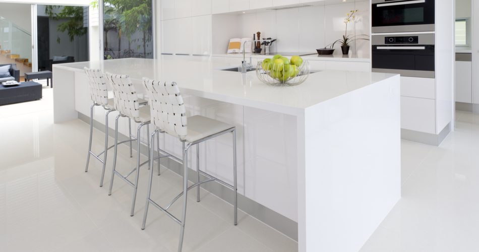 Use High Gloss Kitchen Doors For A Modern Look