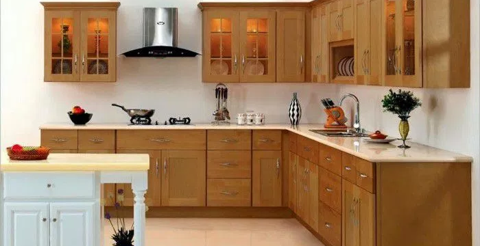 Indian style kitchen