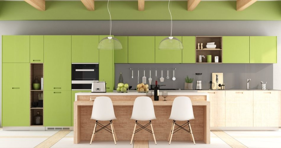 Why Green Is The New Must Have Colour