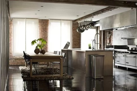 what is an industrial kitchen design and how can you get