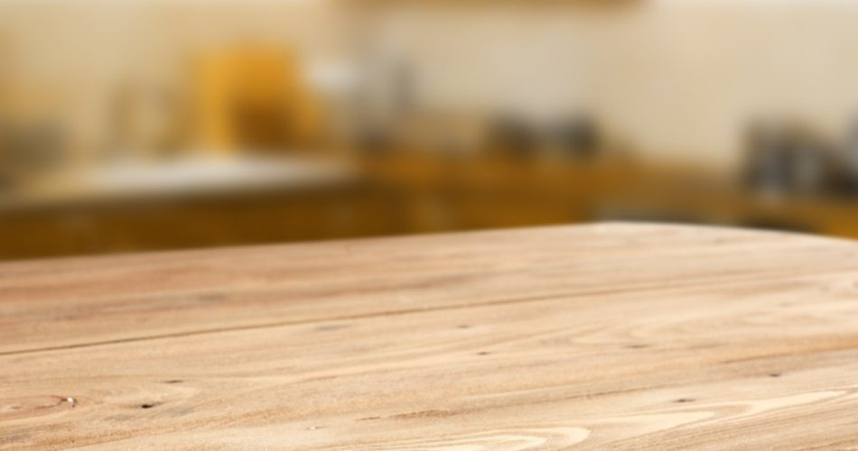 How To Oil Solid Wood Worktops