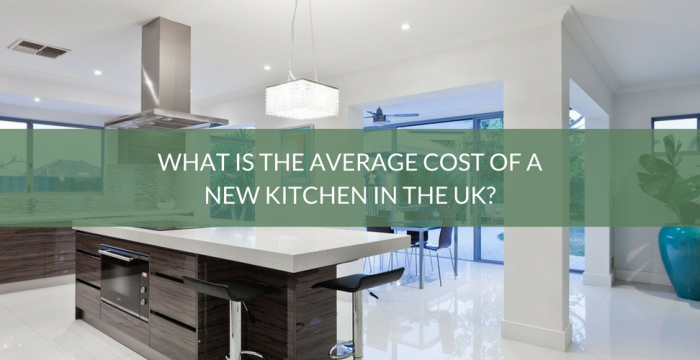 what is the average cost of a new kitchen in the uk blog kw