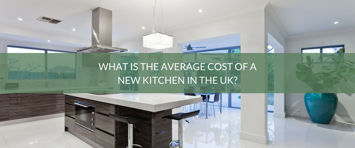 Average Price For A New Fitted Kitchen