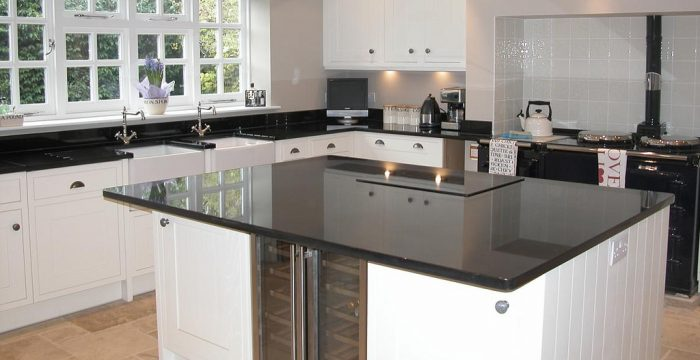 How to clean your granite worktops