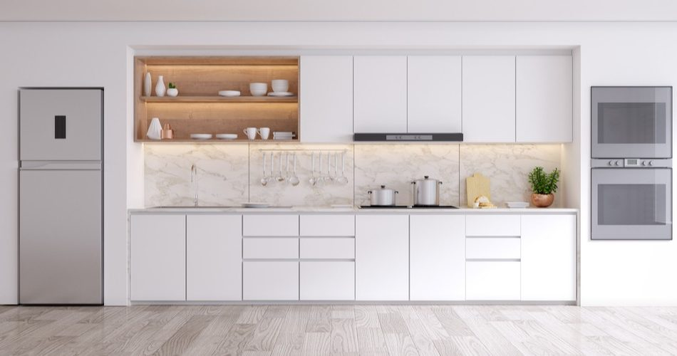 3 Advantages of High Gloss Kitchens