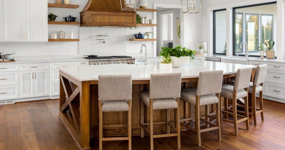 7 Kitchen Design Trends for your 2018 Dream Re-Design!