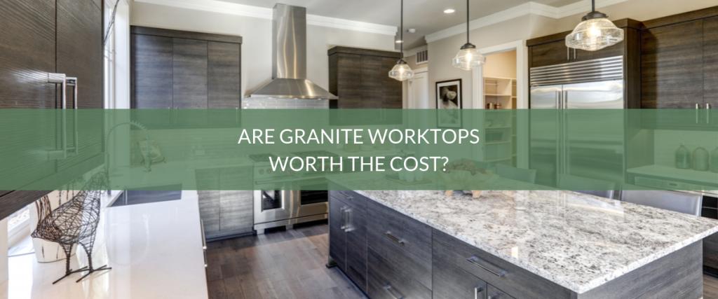 how much do granite worktops cost