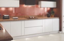 advantages of matt kitchen units