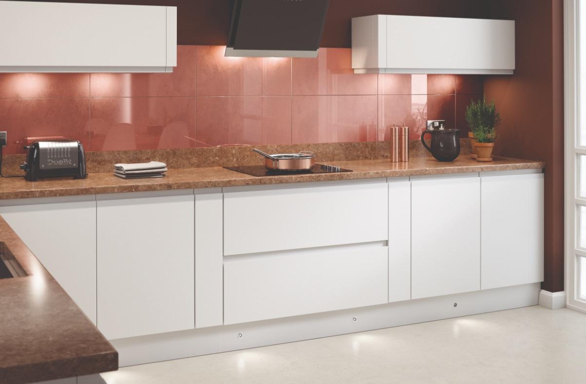 advantages of matt kitchen units