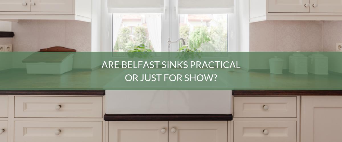 Belfast Sinks