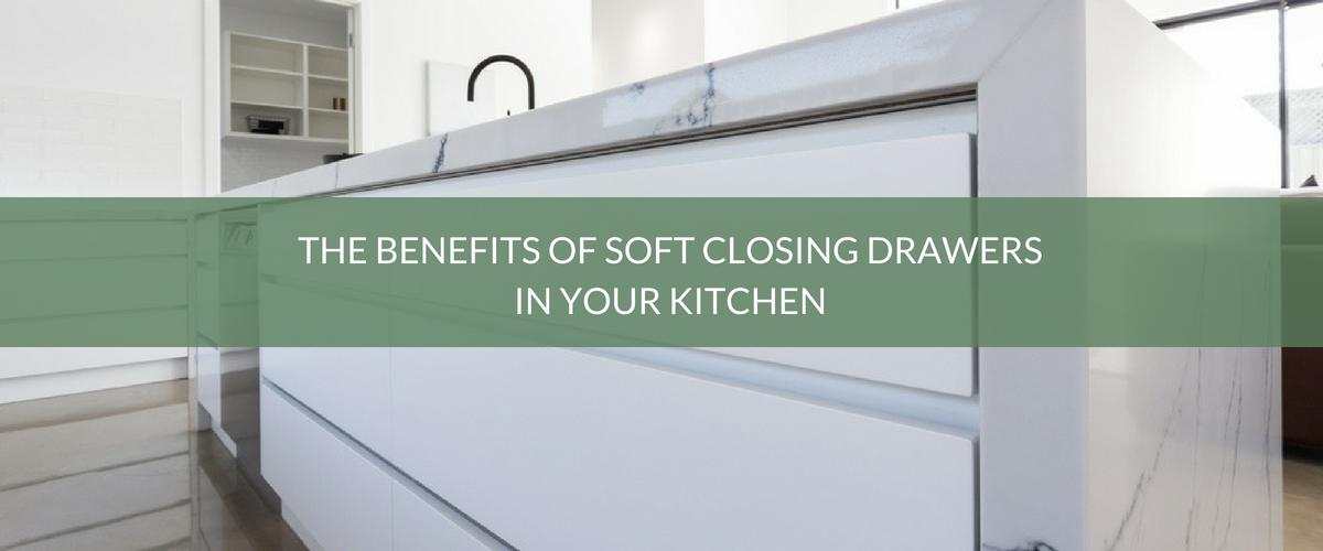 Soft Closing Drawers