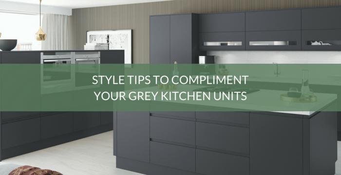 Grey Kitchen Units