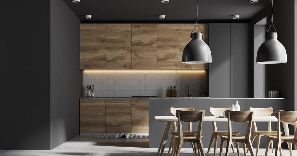 Ways To Correctly Use Black In Your Kitchen Design