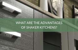 Advantages Of Shaker Kitchens