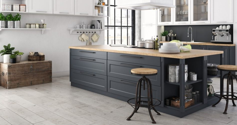 How to Achieve an Industrial Style Kitchen