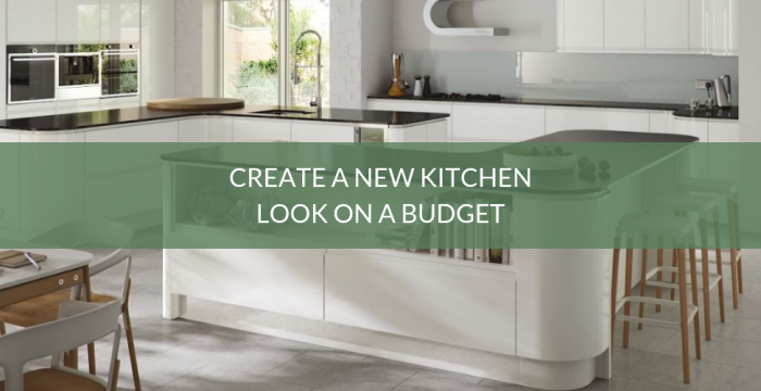 create a new kitchen look on a budget blog kitchen warehouse