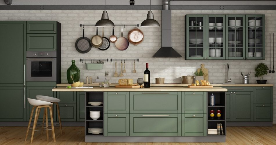 How To Introduce Colour Into Your Kitchen