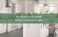 Refresh Your Home with a Roma Kitchen