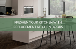 Freshen Your Kitchen With Replacement Kitchen Doors