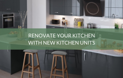 Renovate Your Kitchen with New Kitchen Units