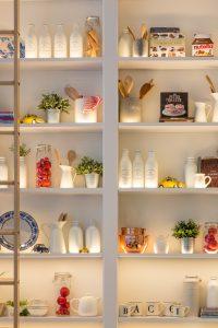 accent lighting kitchen