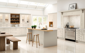 What is shaker kitchen design?