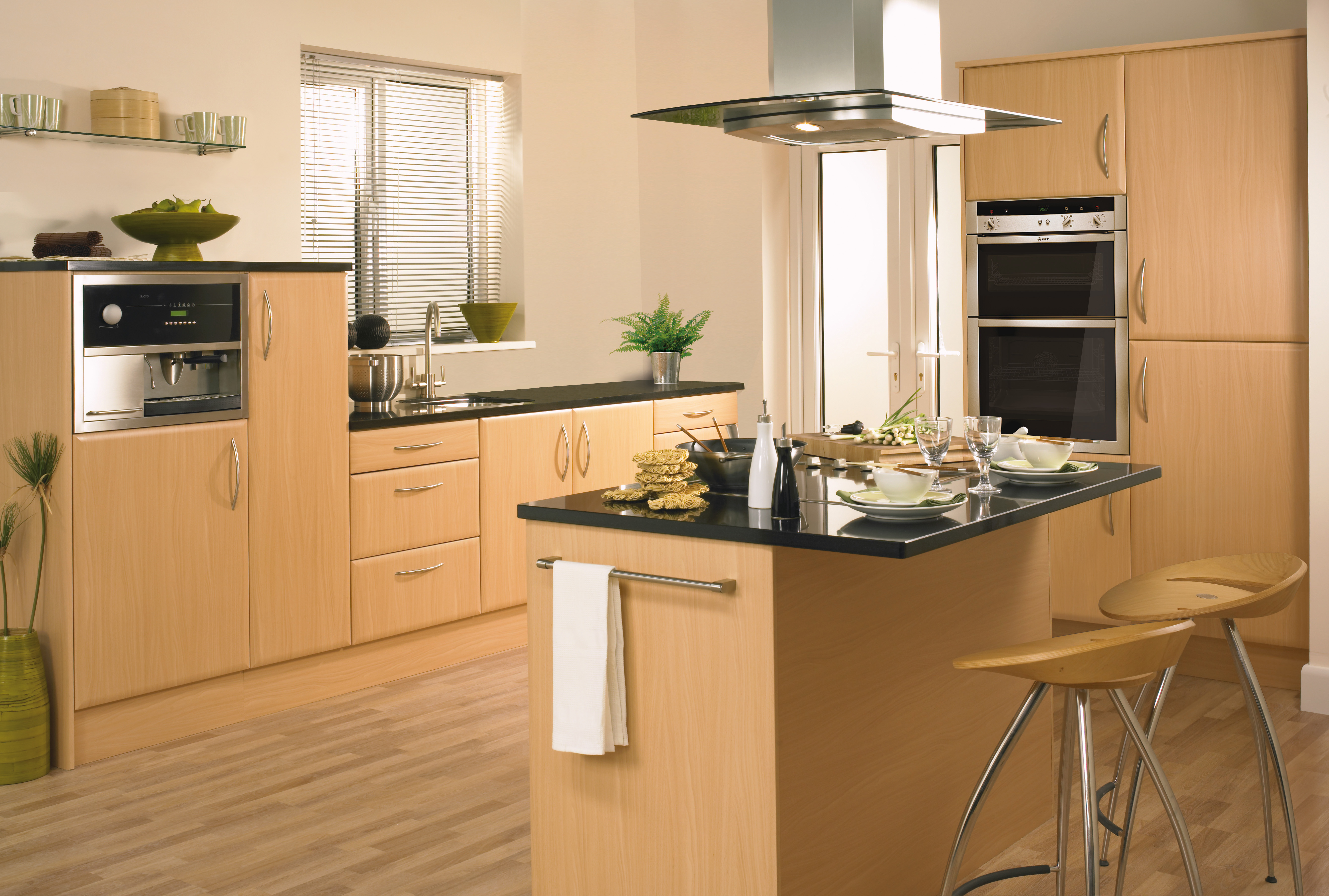 on trend for kitchens