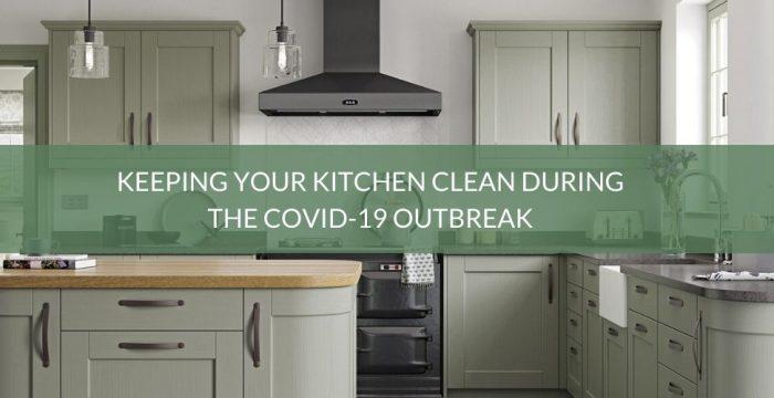 Kitchen Clean COVID-19