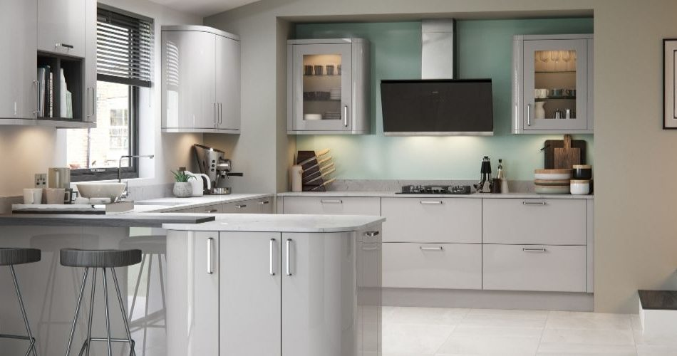 4 types of kitchen layouts we're sure you'll love