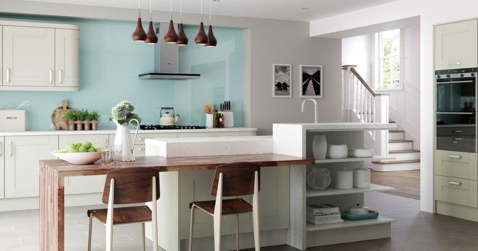 How to choose the best colour for your kitchen units and doors