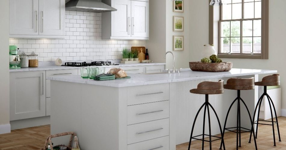 The benefits of an open plan kitchen