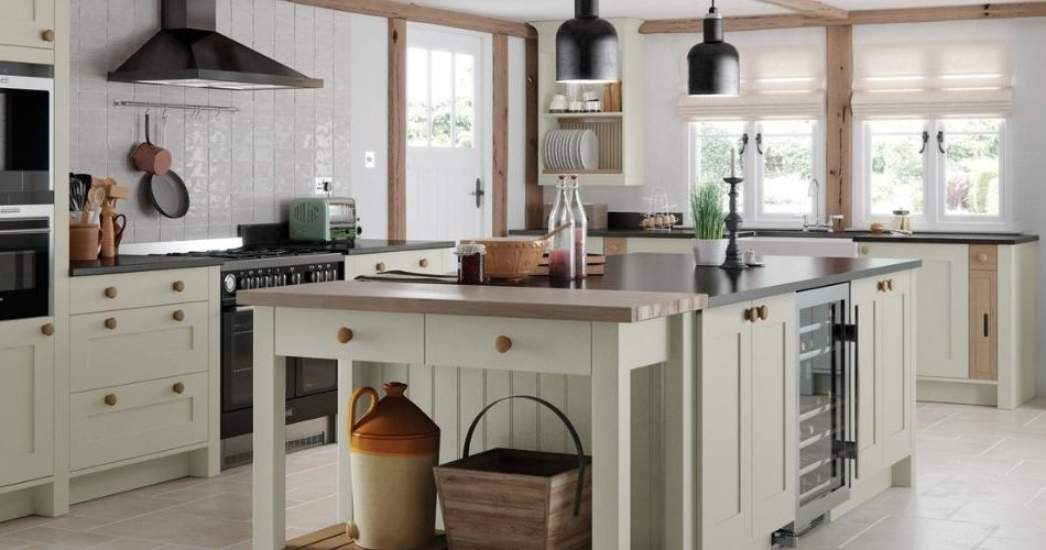 4 wonderful colour schemes for your new kitchen