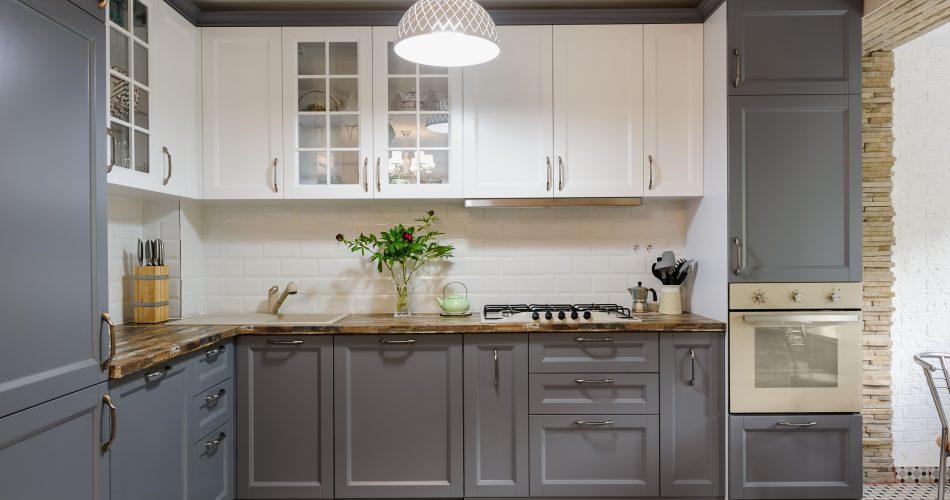 grey kitchen sales