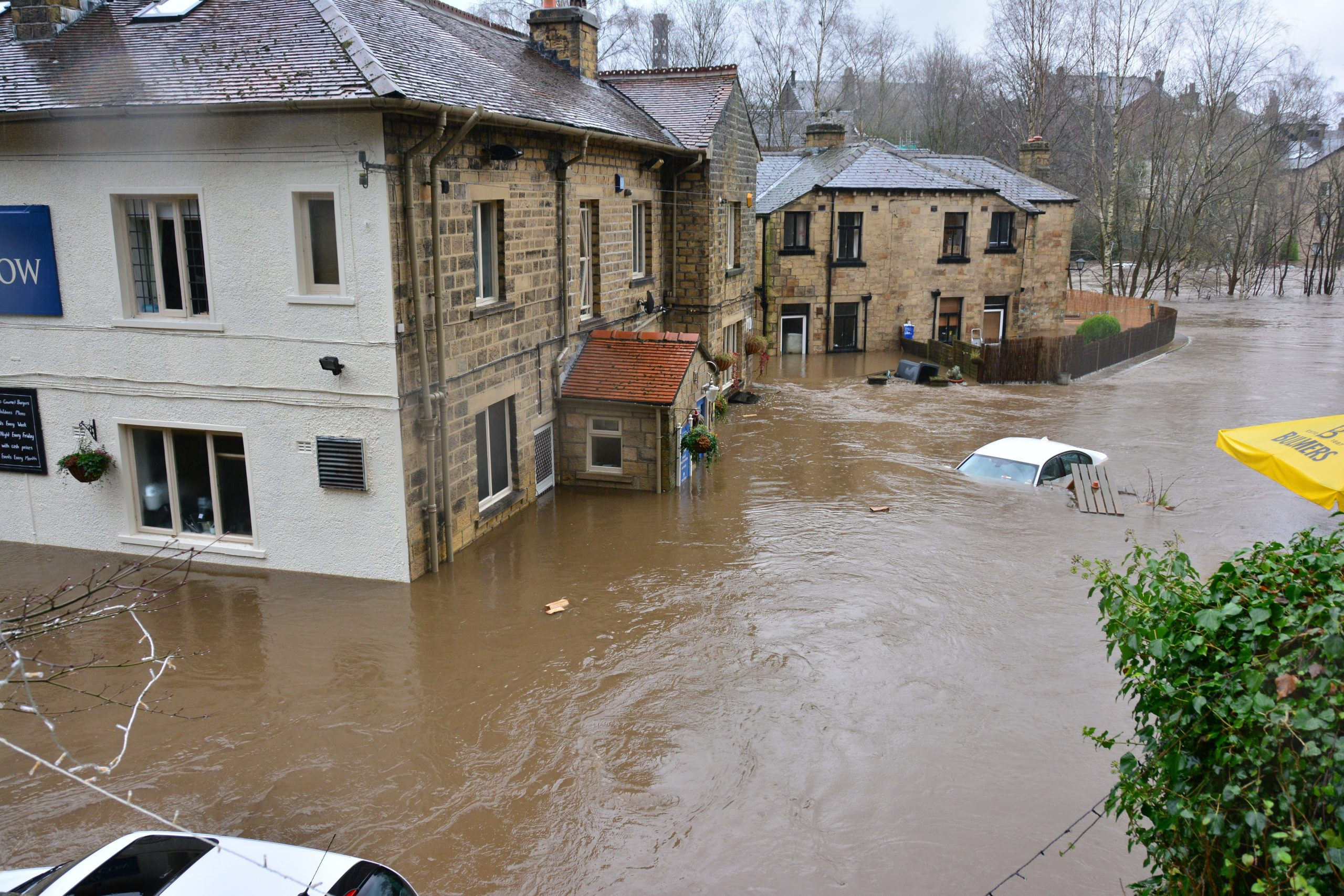 preparing your home for flood